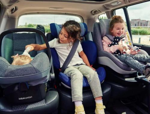Безопасность детей при перевозке на автомобиле