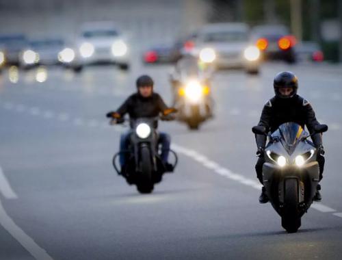 Как повысить безопасность мотоциклисту?