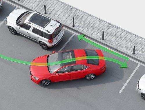 Как правильно выполнить параллельную парковку?
